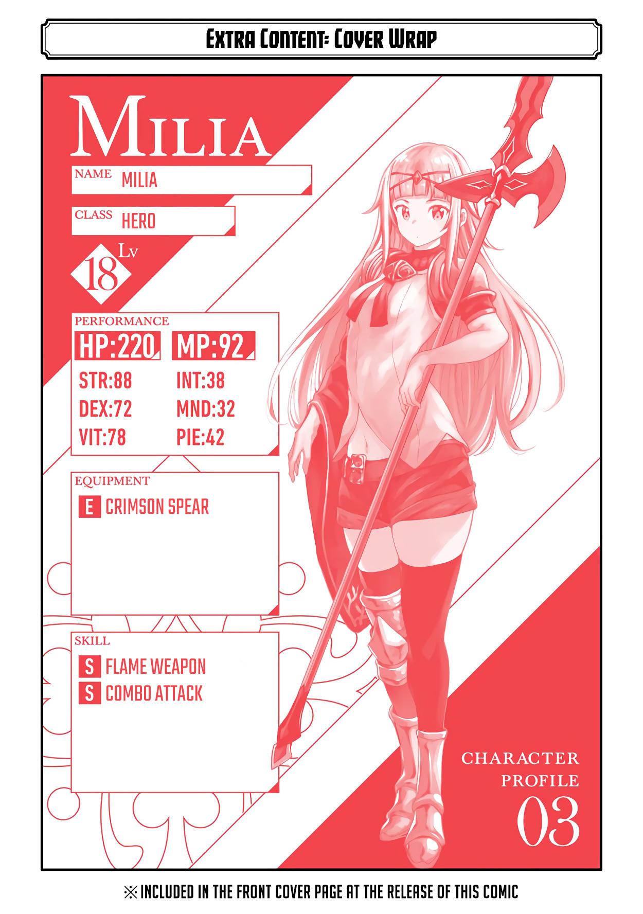 Isekai Kenja No Tensei Musou ~Geemu No Chishiki De Isekai Saikyou~ Vol.3 Chapter 14.4: Milia's Determination page 10 - Mangakakalots.com