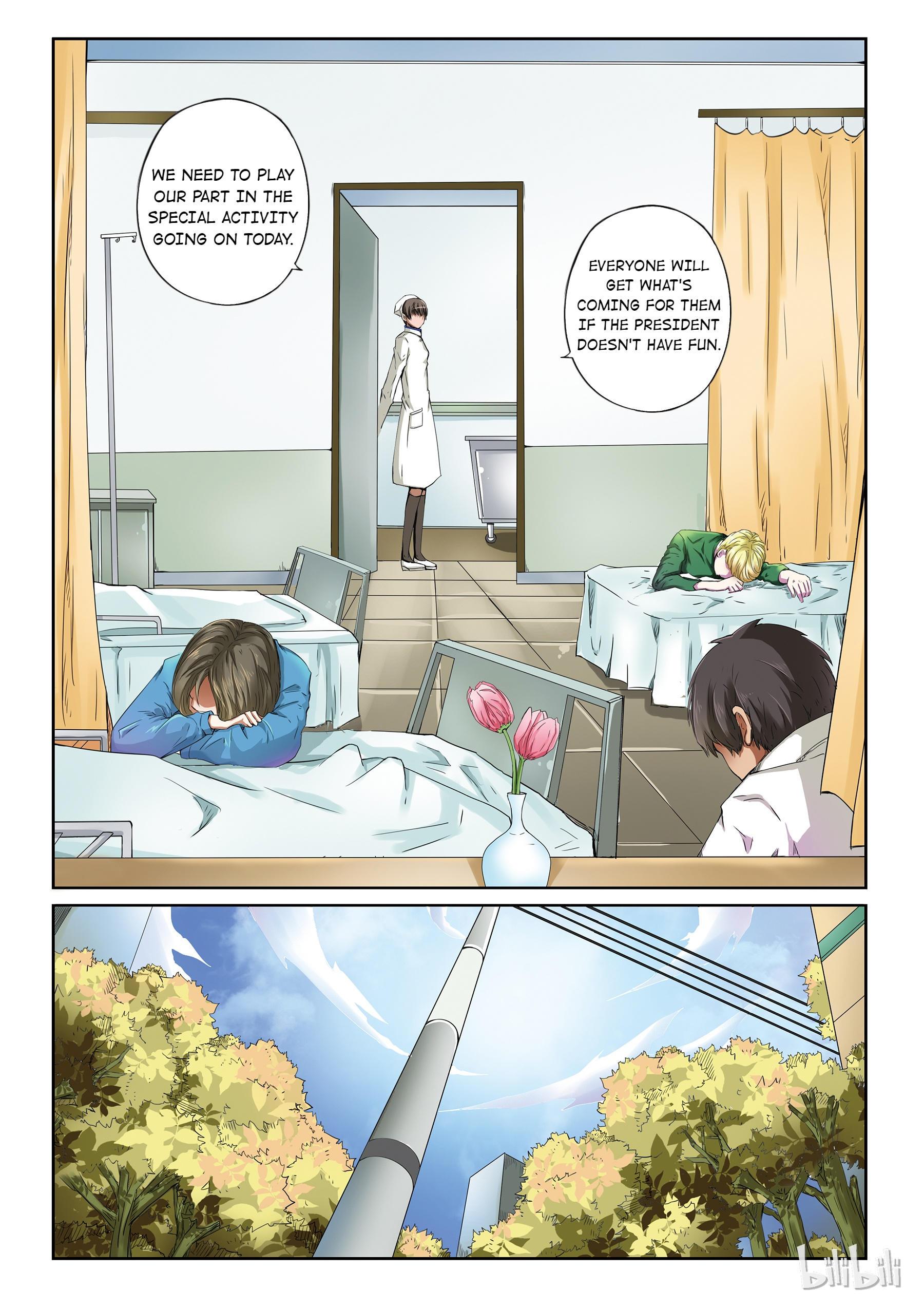 God Of Deception Chapter 25: Scroll 1: Deception Supervisors - Hunting (I) page 10 - Mangakakalots.com