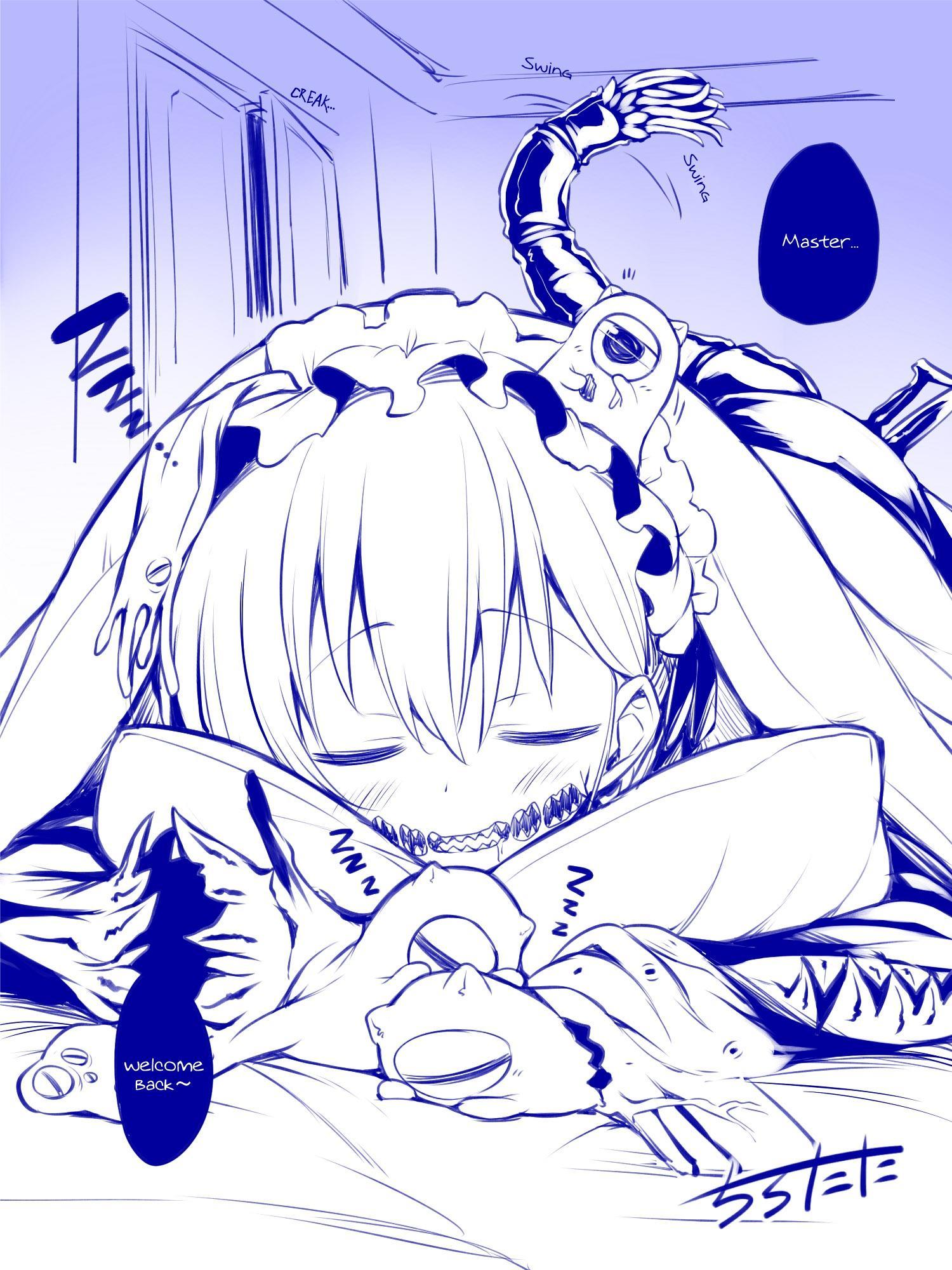 Mimic Girl Chapter 19: Dis Taking Care Of The House (4) page 4 - Mangakakalots.com