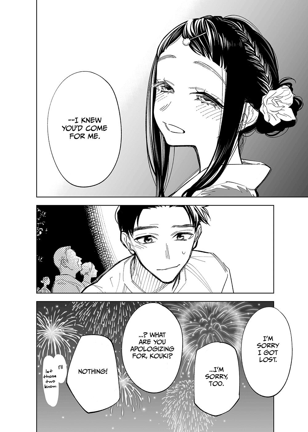 The Twins' Circumstances Chapter 31: Please Give The Previous Chapters From #29 A Read-Through page 4 - Mangakakalots.com