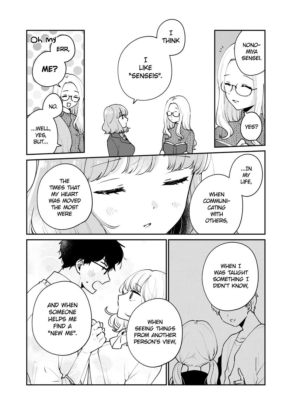 It's Not Meguro-San's First Time Chapter 49: If You Can Take That Step page 5 - Mangakakalots.com