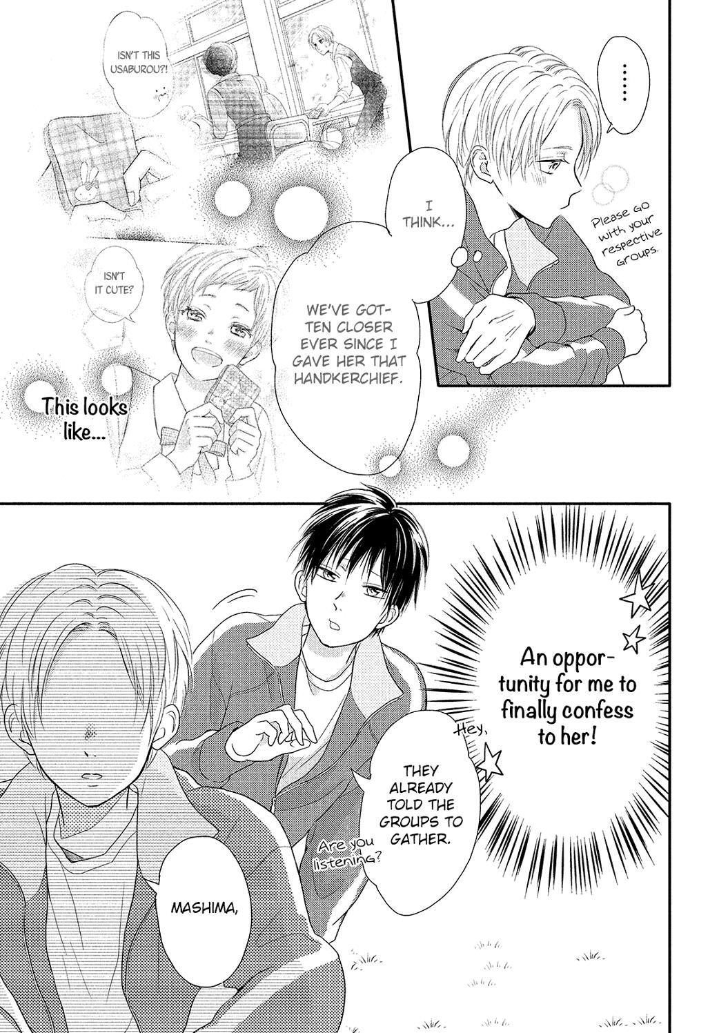 Natsuaki-Kun Wa Kyou Mo Kokuhaku Shitai Chapter 5 page 7 - Mangakakalots.com