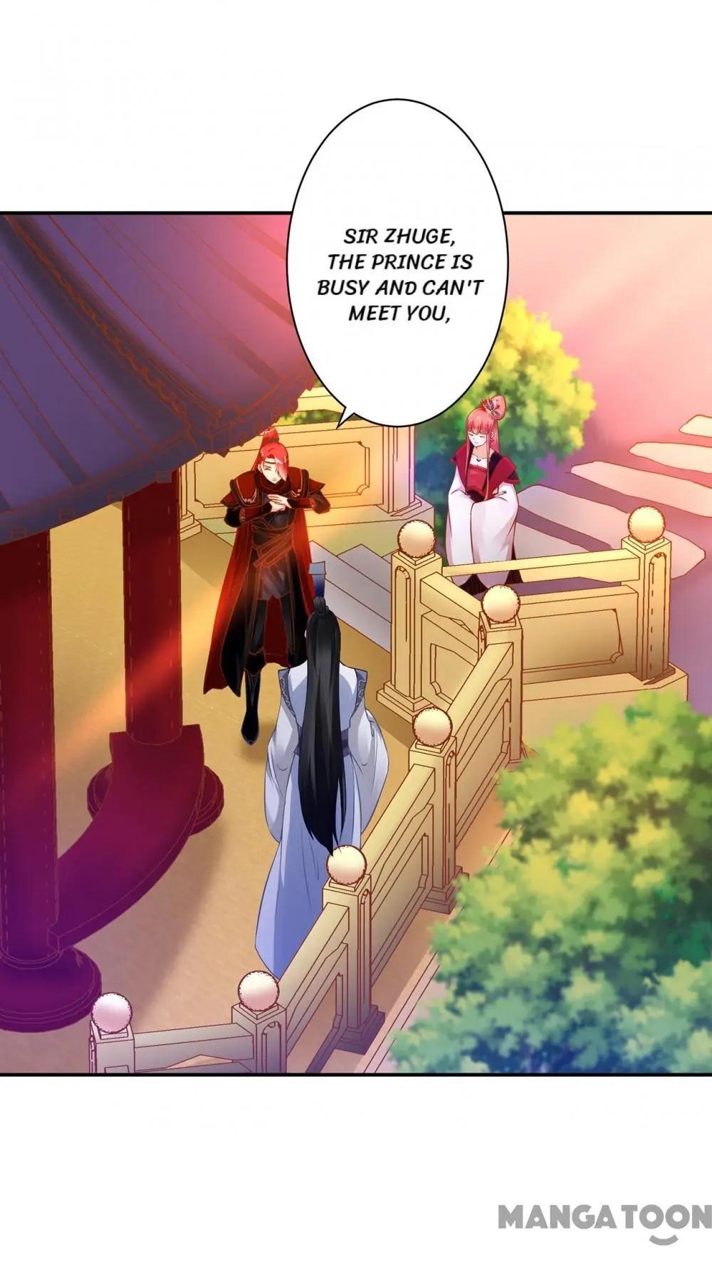 The Princess's Time Travel Chapter 162 page 8 - Mangakakalots.com