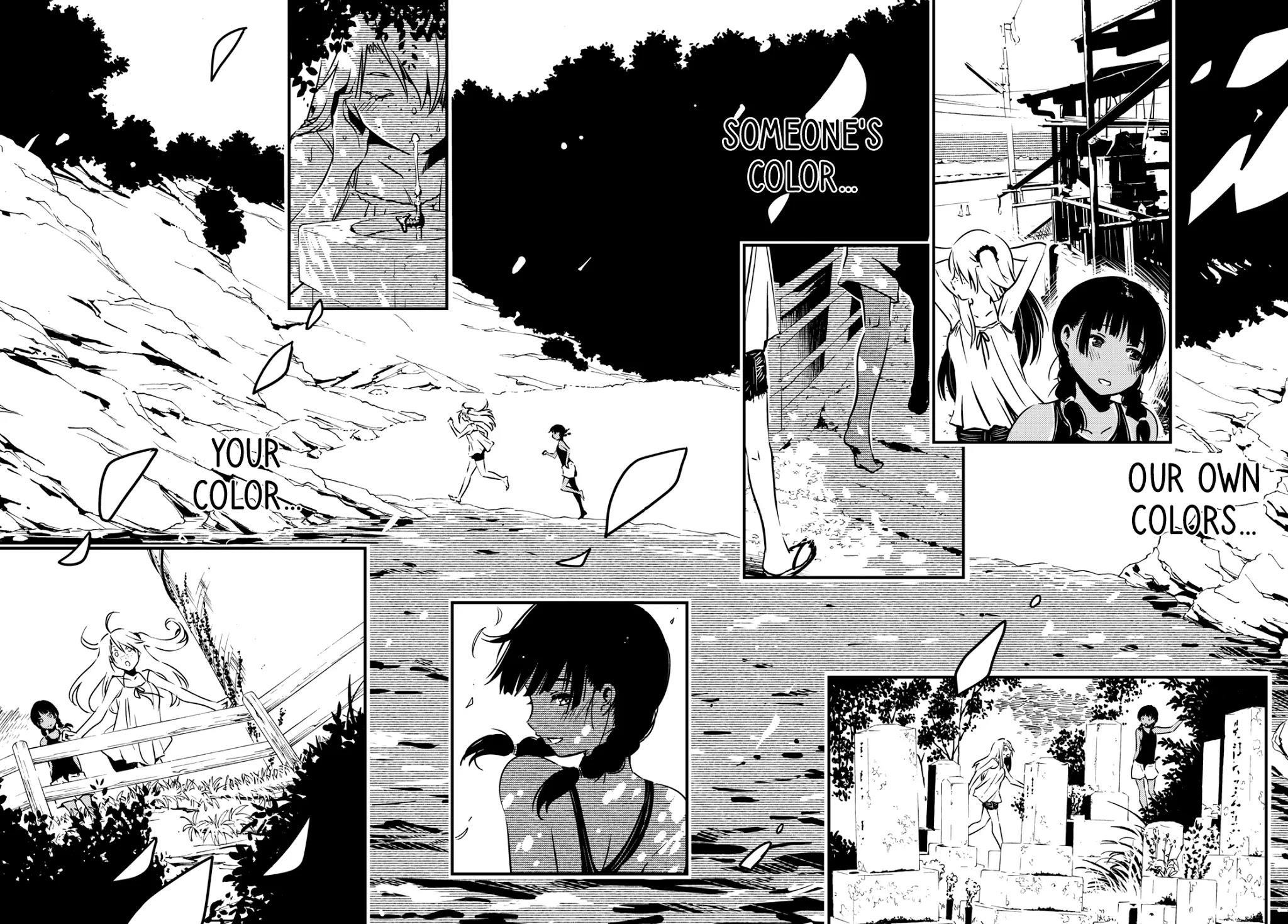 Kaijuu Iro No Shima Chapter 11 page 4 - Mangakakalots.com
