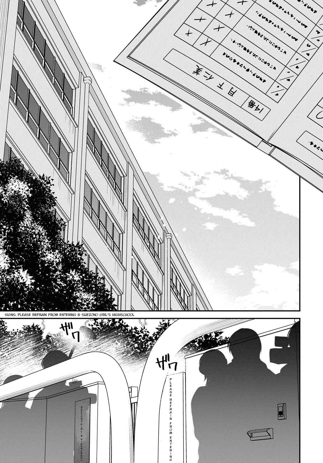 1-Nen A-Gumi No Monster Chapter 35.2: Sensei, I Will Never Forgive You page 6 - Mangakakalots.com