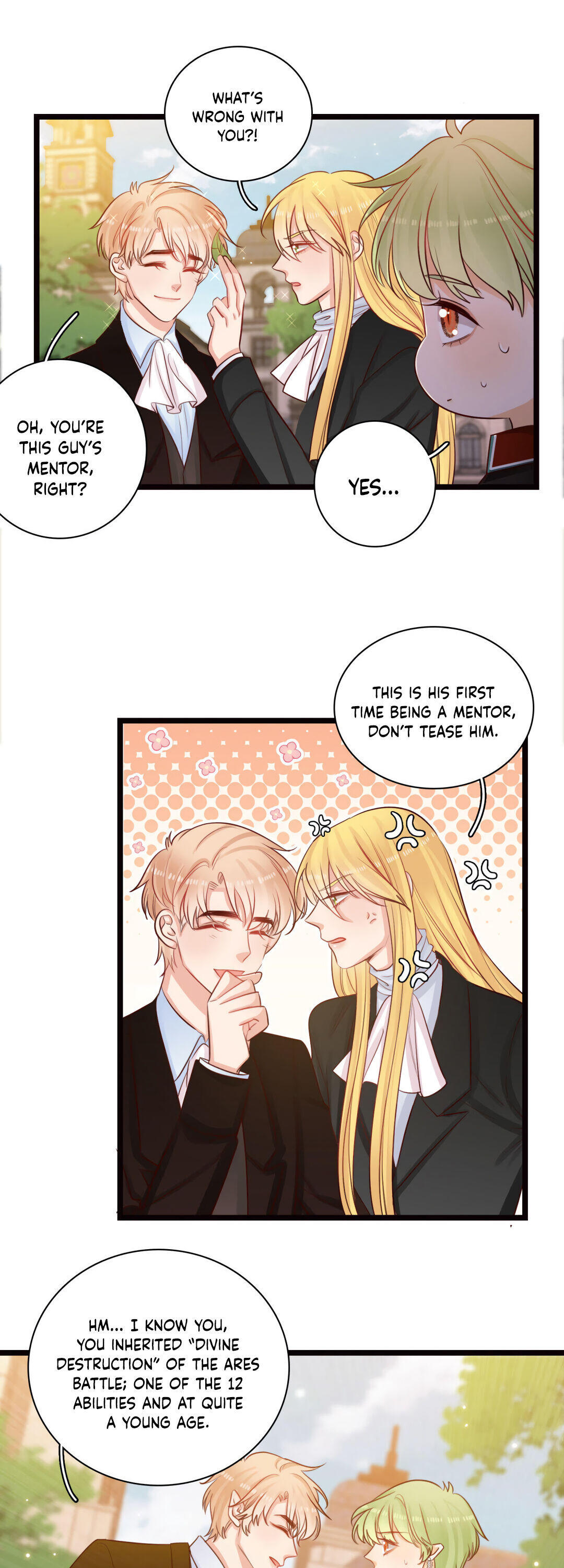 The Witch'S Daily Life Chapter 19 page 5 - Mangakakalots.com