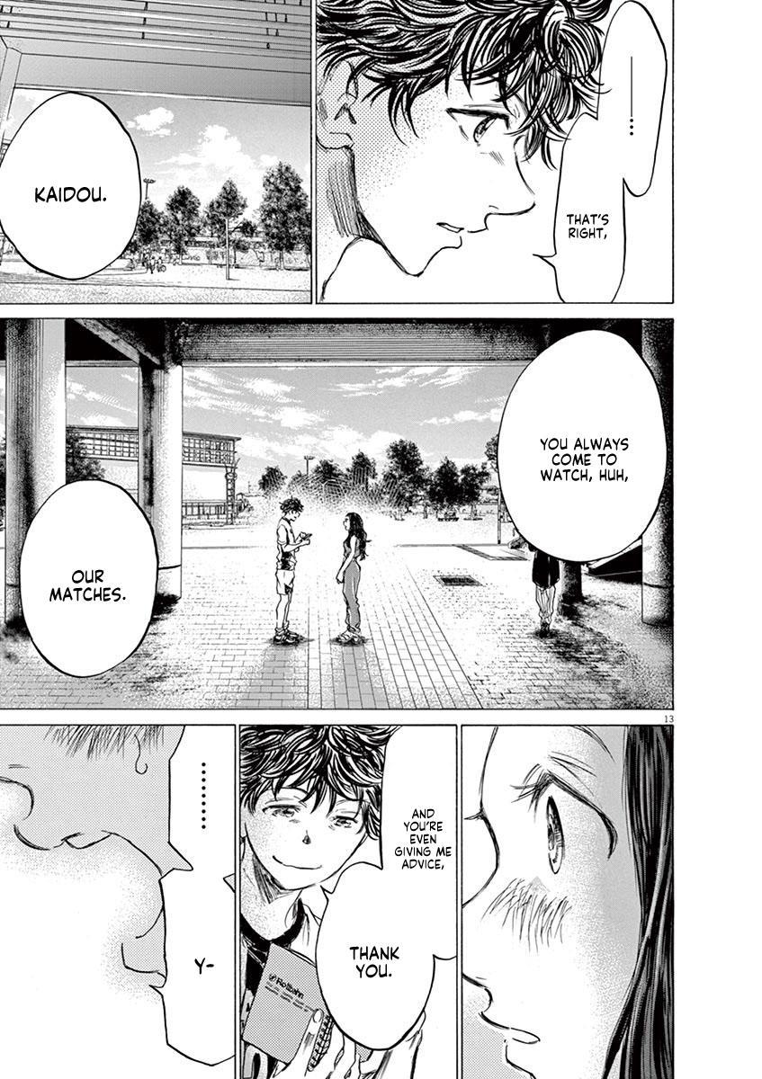 Ao Ashi Vol.14 Chapter 138: Wanting To Meet You page 14 - Mangakakalots.com