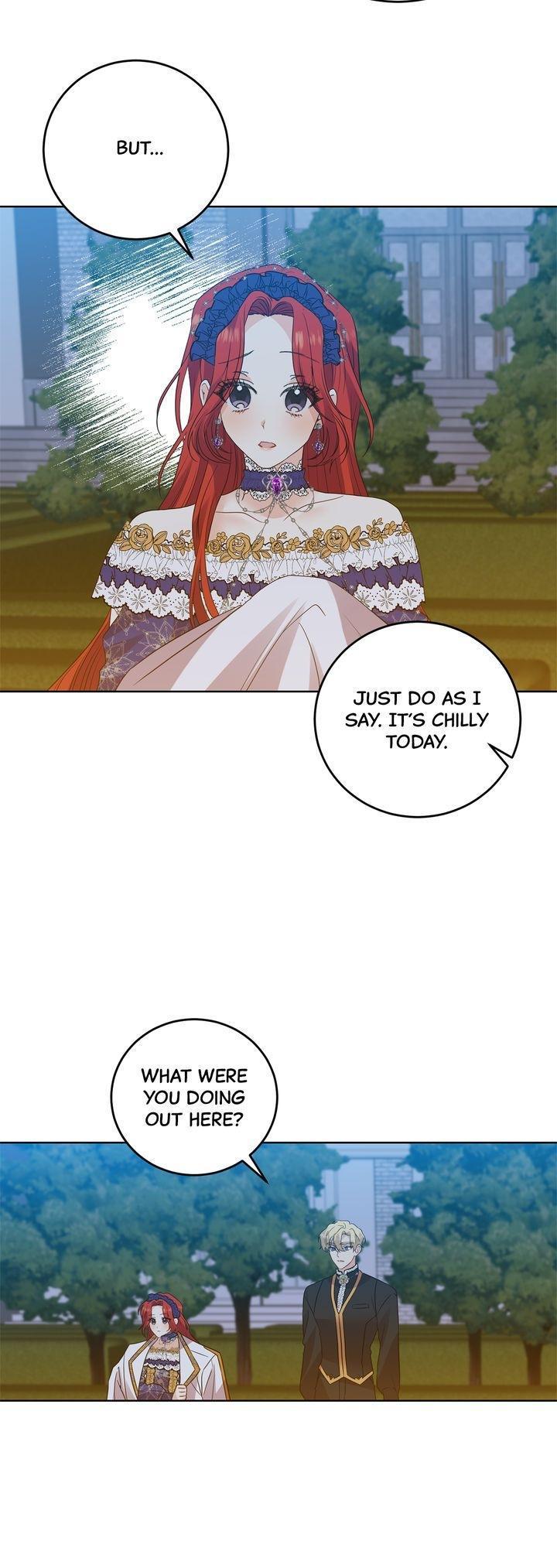 I'Ll Become The Tyrant'S Tutor Chapter 32 page 16 - Mangakakalots.com