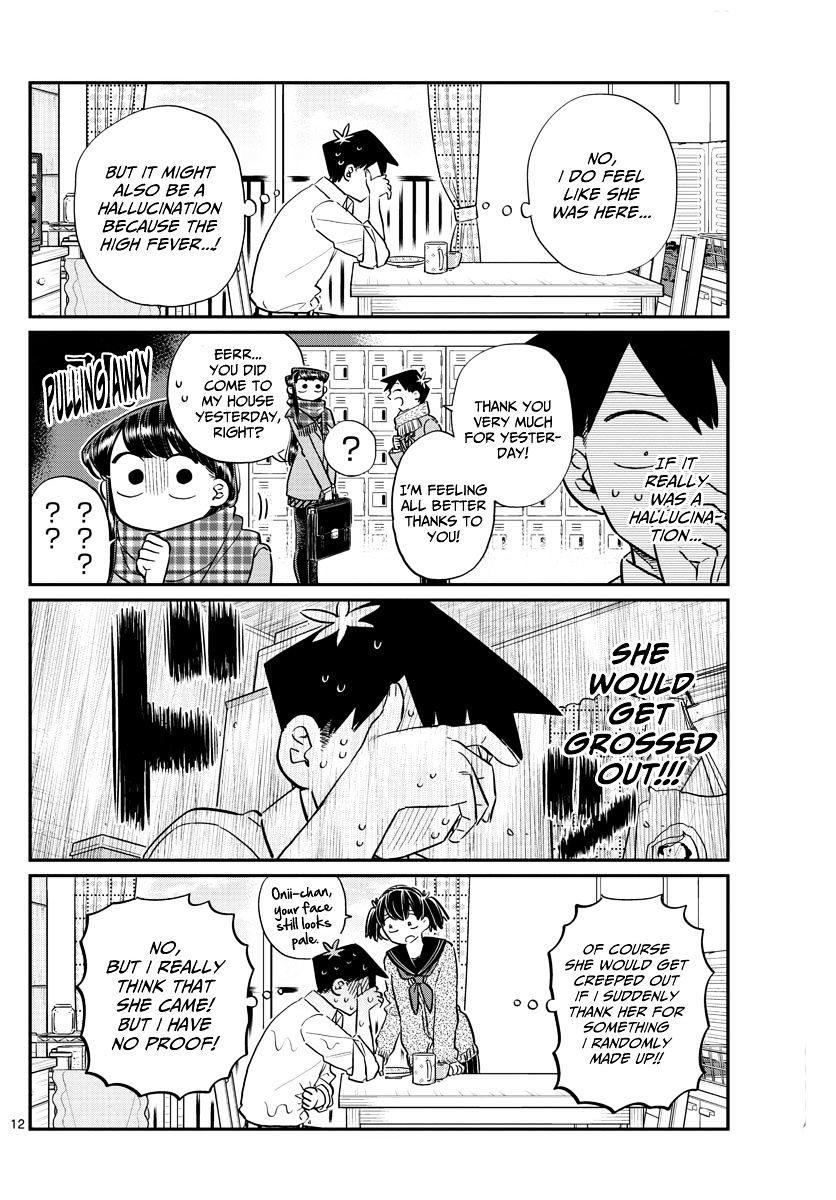 Komi-San Wa Komyushou Desu Vol.8 Chapter 101: Hallucination? page 3 - Mangakakalot