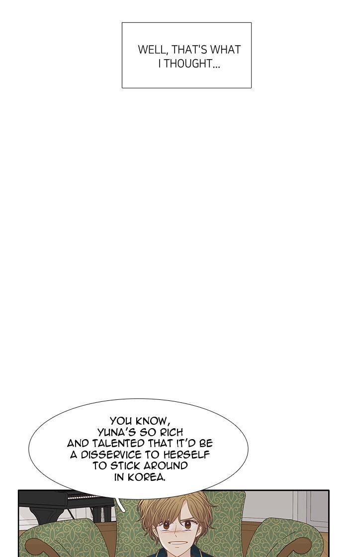Girl's World Chapter 210: 210 - Different Dreams (2) page 60 - Mangakakalots.com