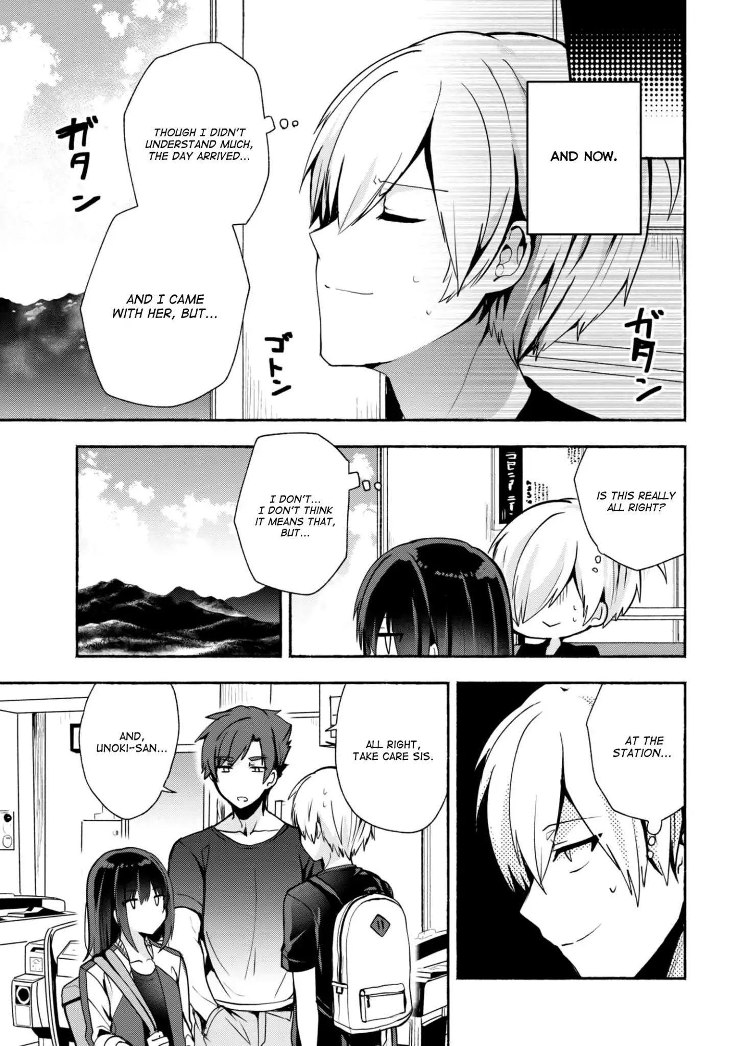Pashiri Na Boku To Koi Suru Banchou-San Chapter 29 page 12 - Mangakakalots.com