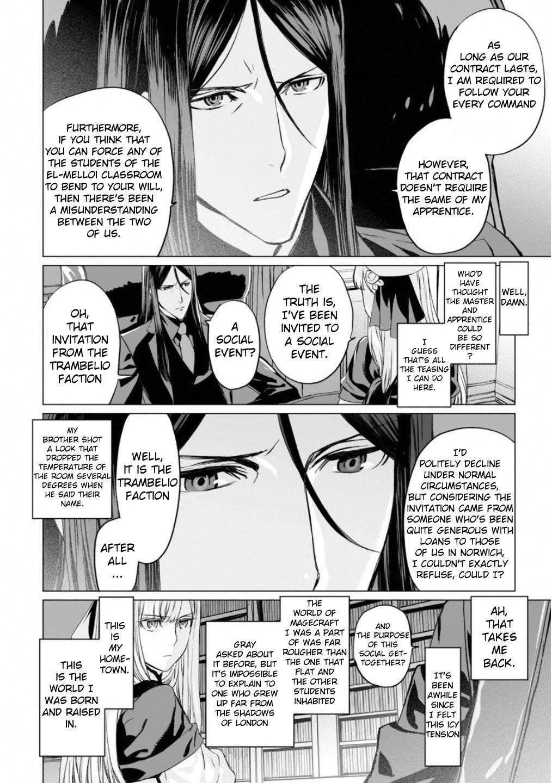 Lord El-Melloi Ii-Sei No Jikenbo Chapter 15 page 33 - Mangakakalots.com