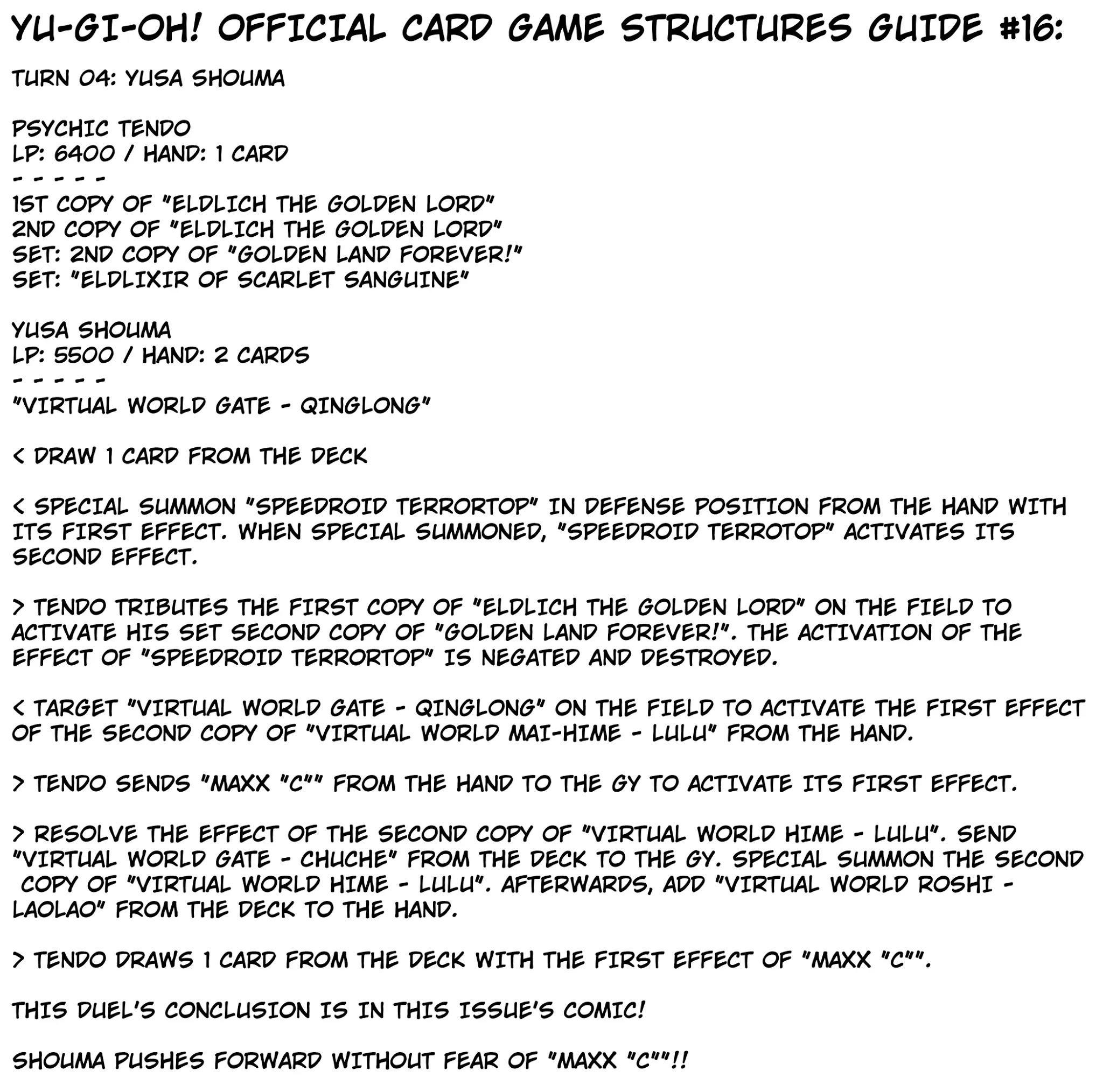 Yu-Gi-Oh! Ocg Structures Chapter 16: Virtual World Vs Eldlich page 28 - Mangakakalots.com
