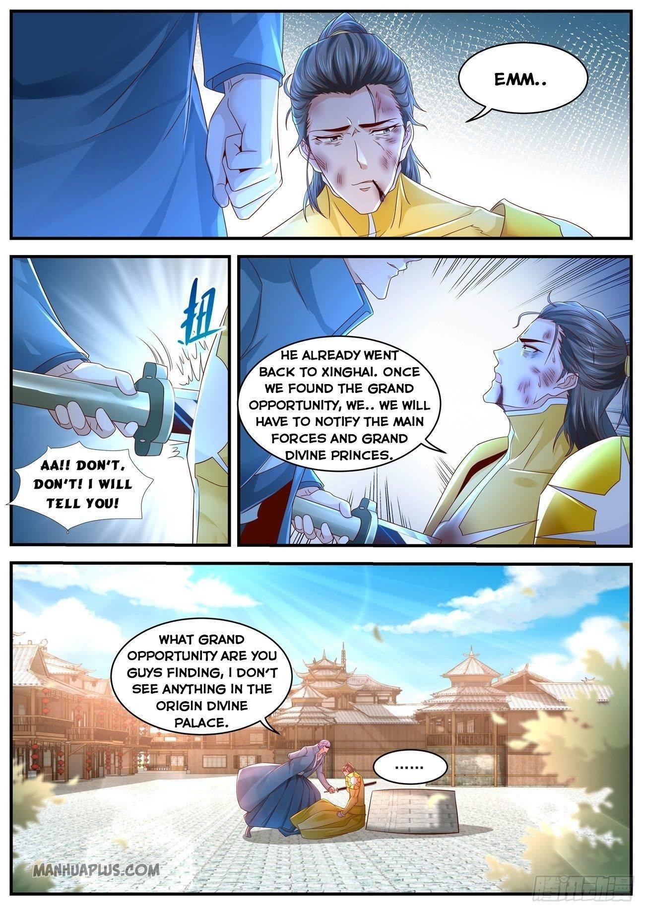 Rebirth Of The Urban Immortal Cultivator Chapter 595 page 4 - Mangakakalots.com