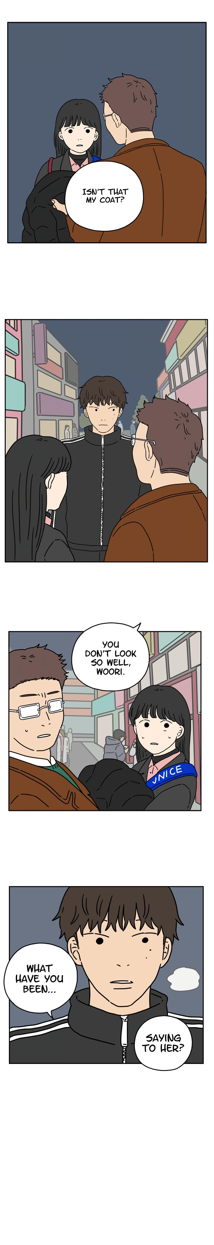 The Year We Turned 29 Chapter 31: I Fall In Love Too Easily (1/2) page 10 - Mangakakalots.com