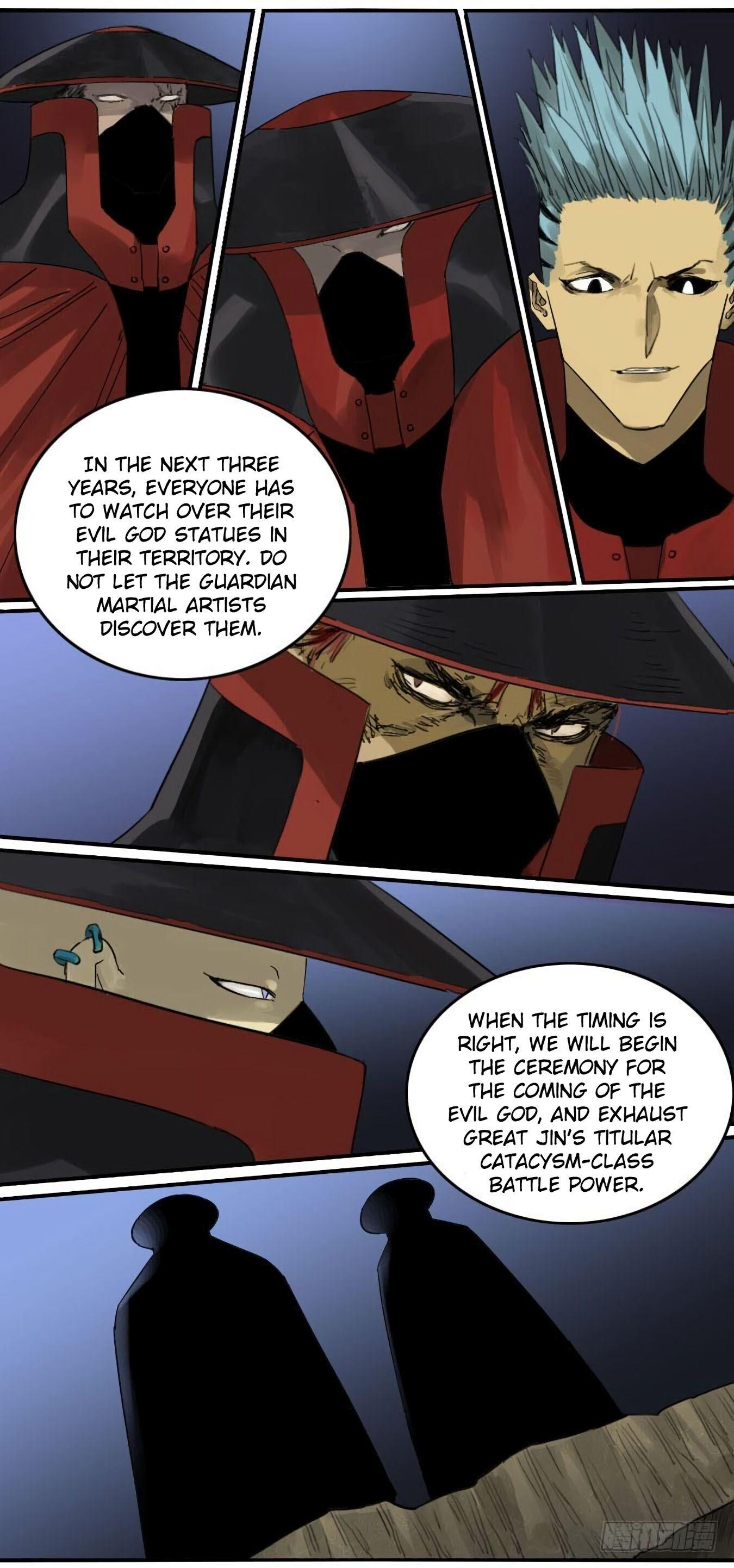 Martial Legacy Chapter 125 page 41 - Mangakakalots.com