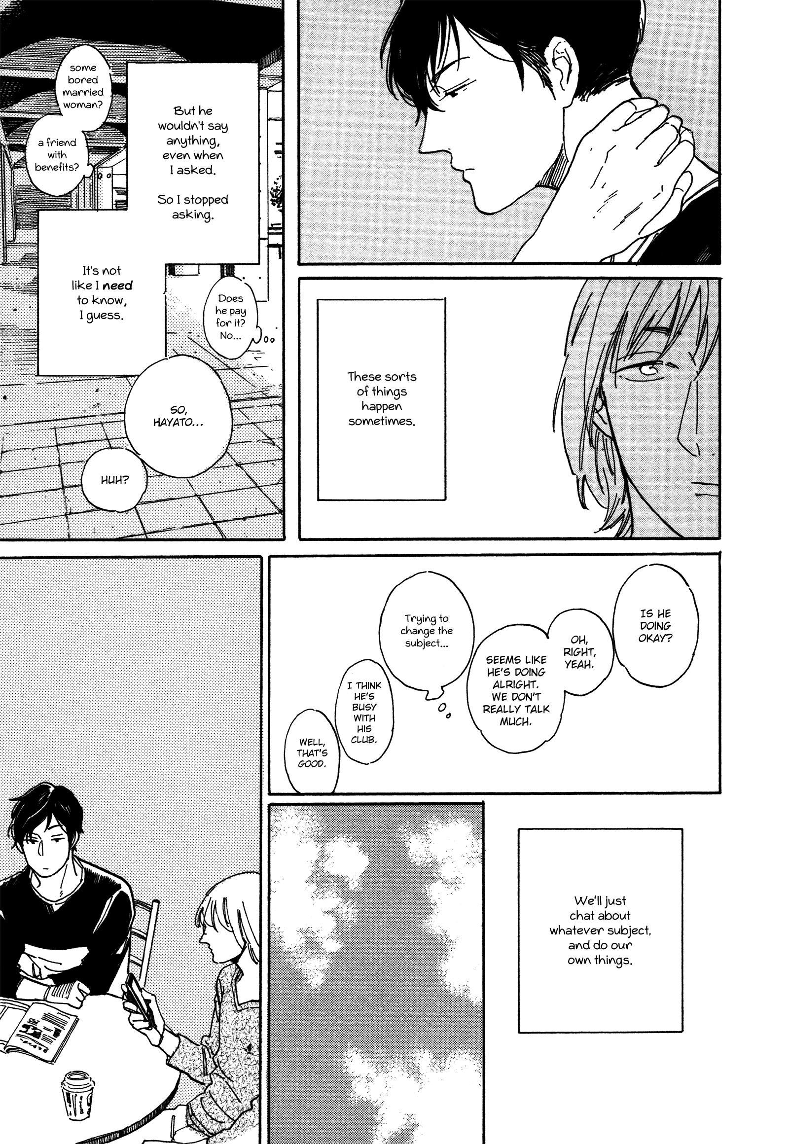 Stay Gold (Hideyoshico) Vol.4 Chapter 18 page 9 - Mangakakalots.com
