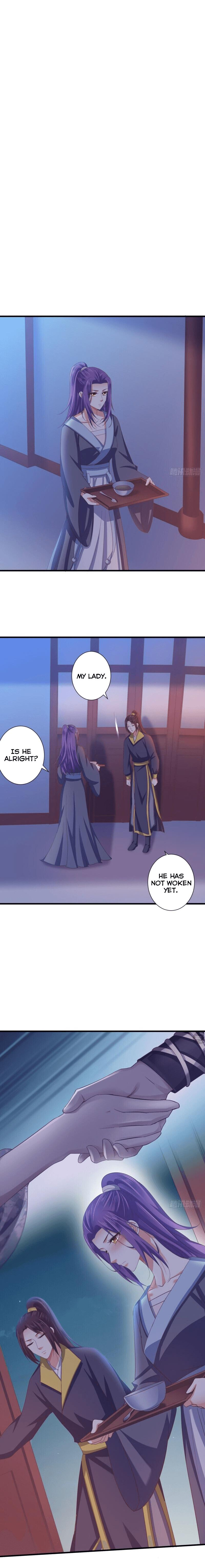 Bewitching Empress So Pampered By Her Tyrant Chapter 36: Poisoned Leg Wound page 5 - Mangakakalots.com