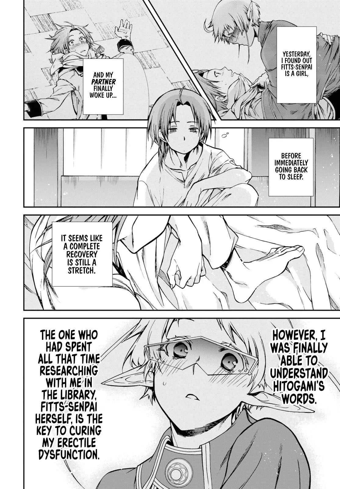 Mushoku Tensei - Isekai Ittara Honki Dasu Chapter 72 page 3 - Mangakakalots.com