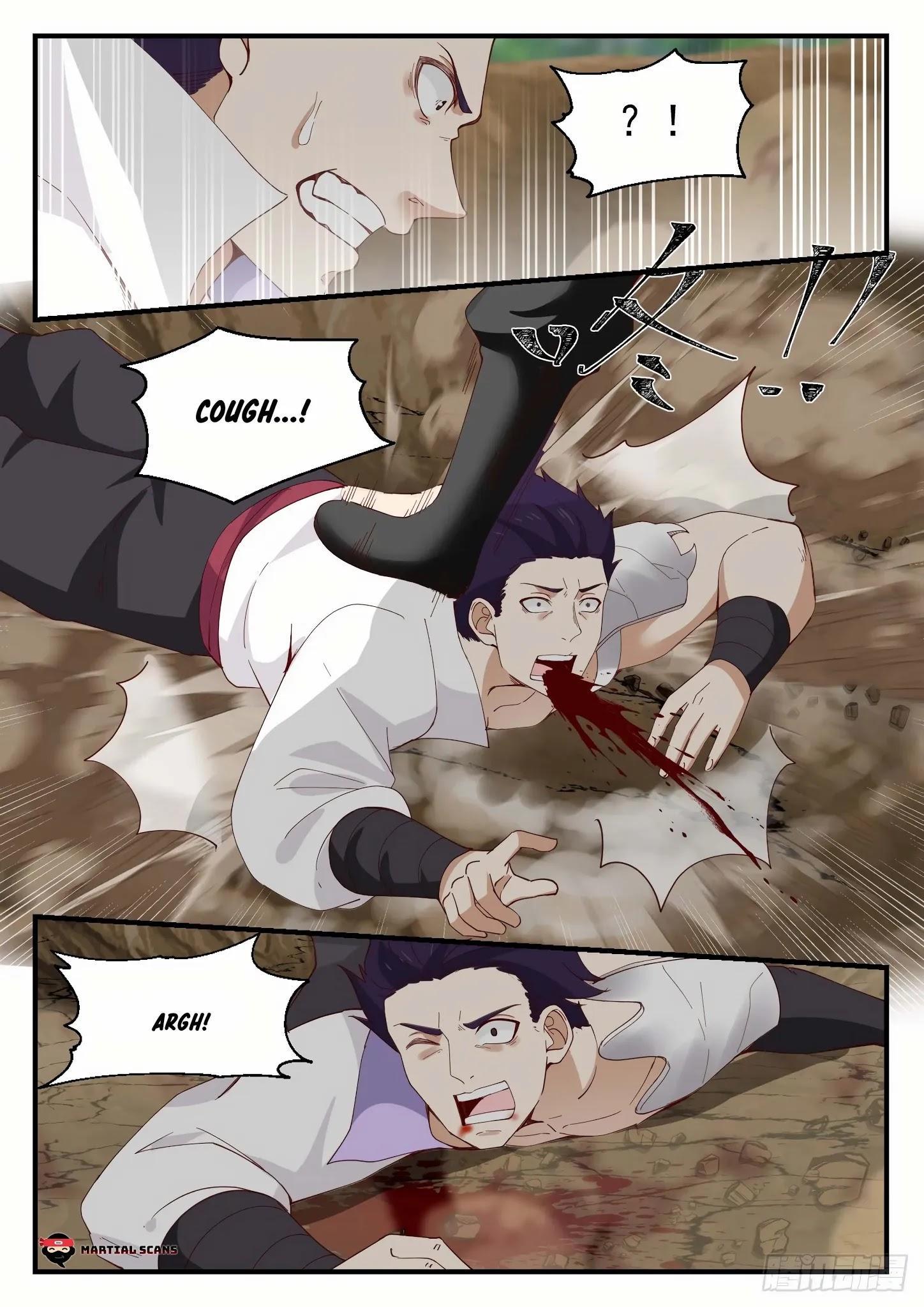 Martial Peak Chapter 1184: Bond Of Fate page 3 - Mangakakalots.com