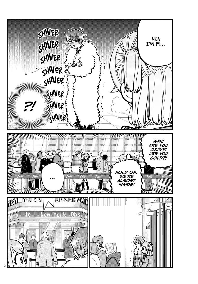 Komi-San Wa Komyushou Desu Chapter 290: Naruse-Kun And Ase-San 2 page 2 - Mangakakalot
