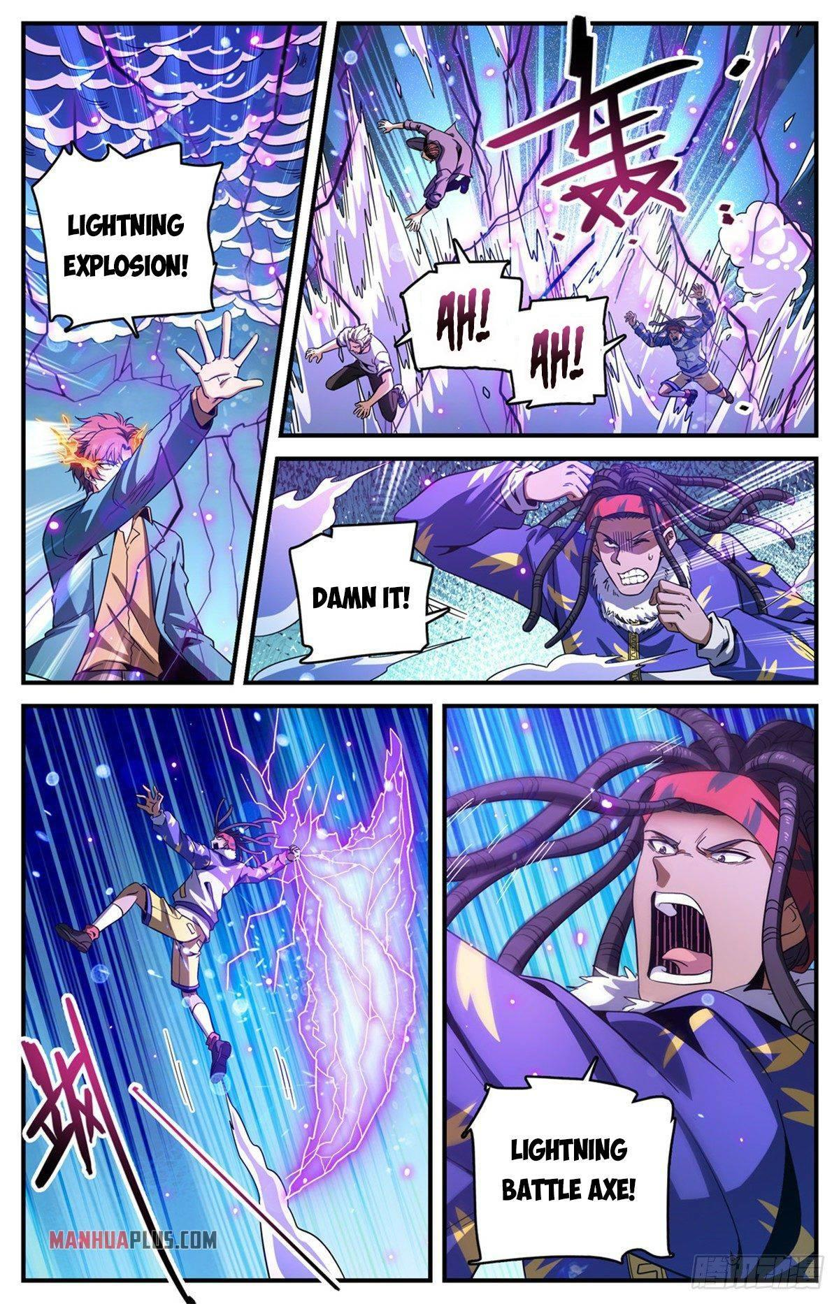 Versatile Mage Chapter 725 page 5 - Mangakakalots.com