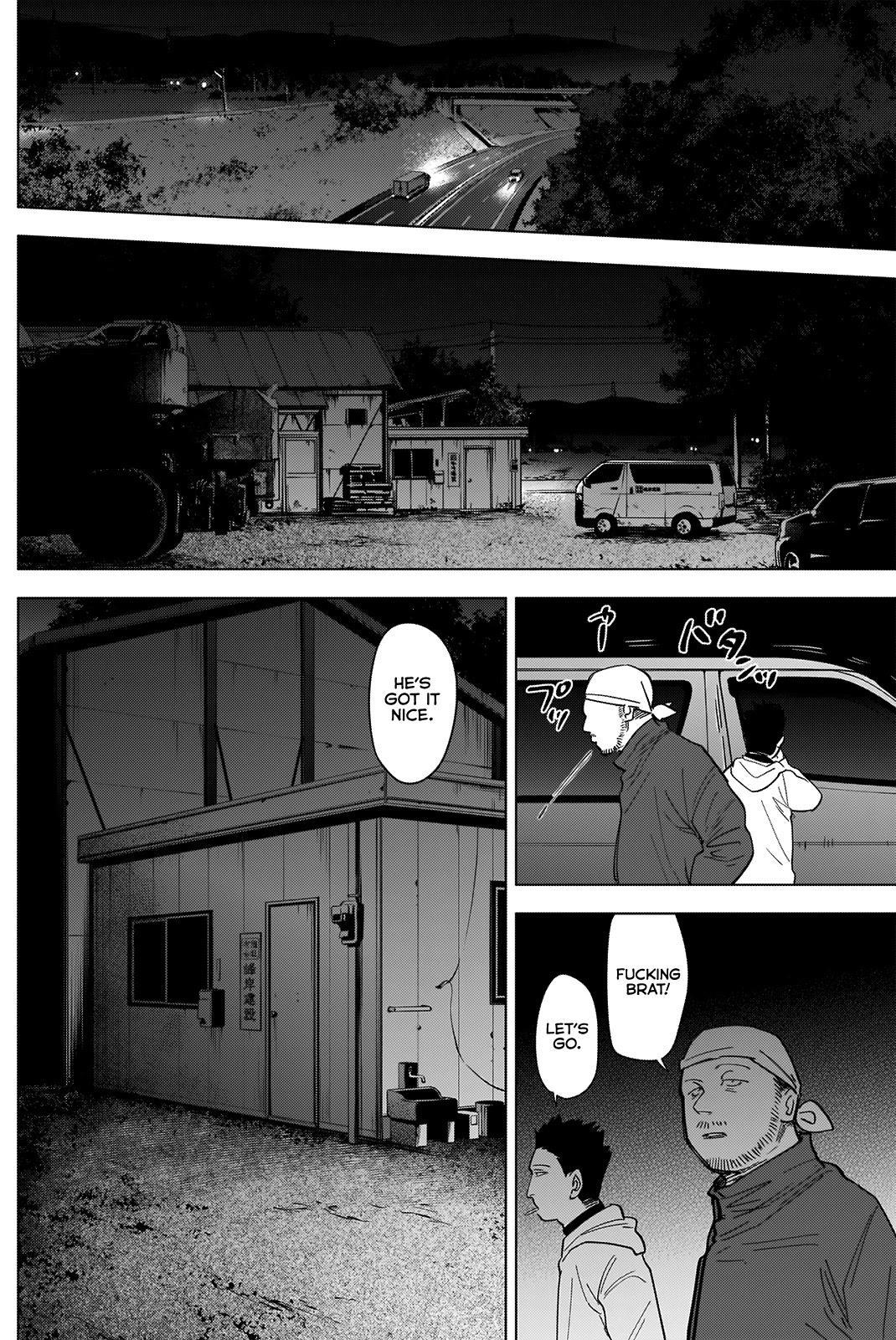 Boy's Abyss Chapter 65: Moonlight page 9 - Mangakakalots.com