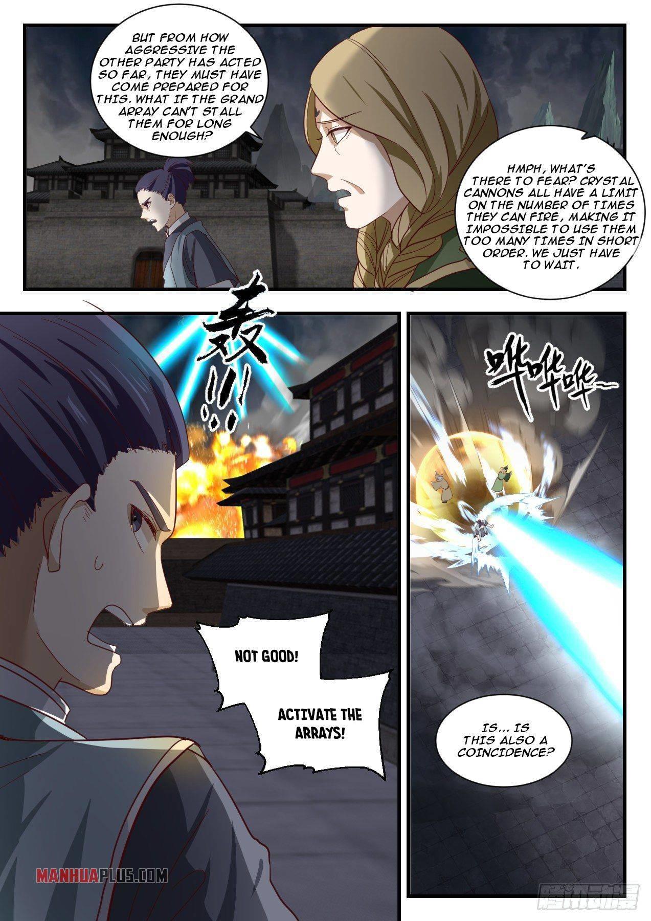 Martial Peak Chapter 1346 page 10 - Mangakakalots.com