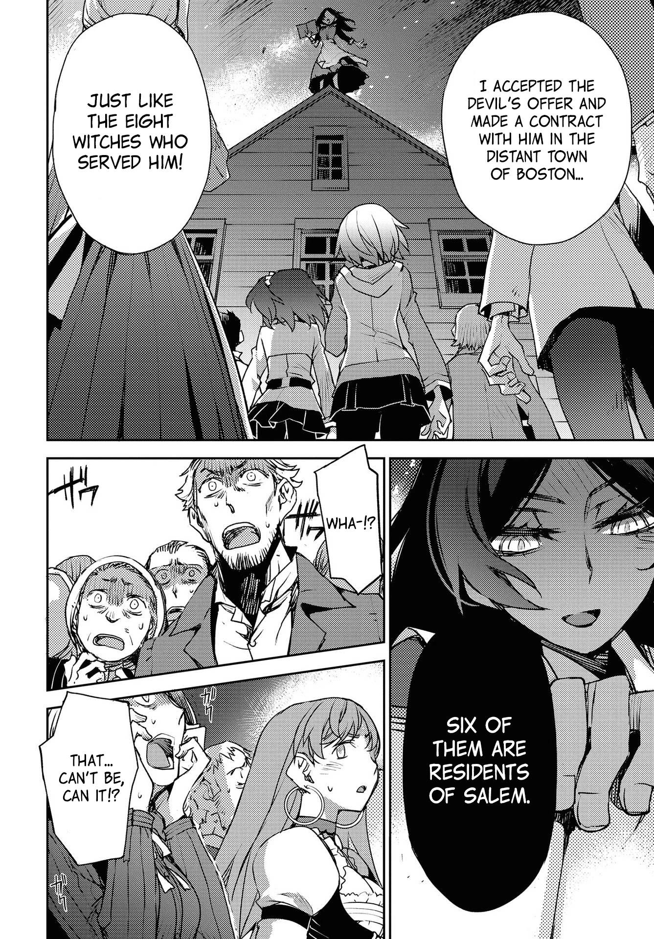Fate/grand Order: Epic Of Remnant - Subspecies Singularity Iv: Taboo Advent Salem: Salem Of Heresy Chapter 9: Unknot: Before Dawn 8 page 3 - Mangakakalots.com