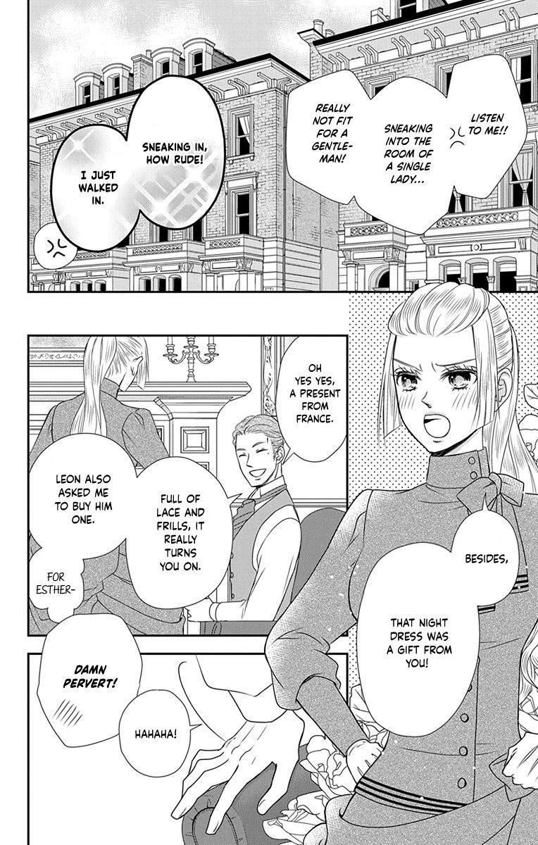 Kuro Hakushaku Wa Hoshi O Mederu Chapter 40.5 page 7 - Mangakakalots.com