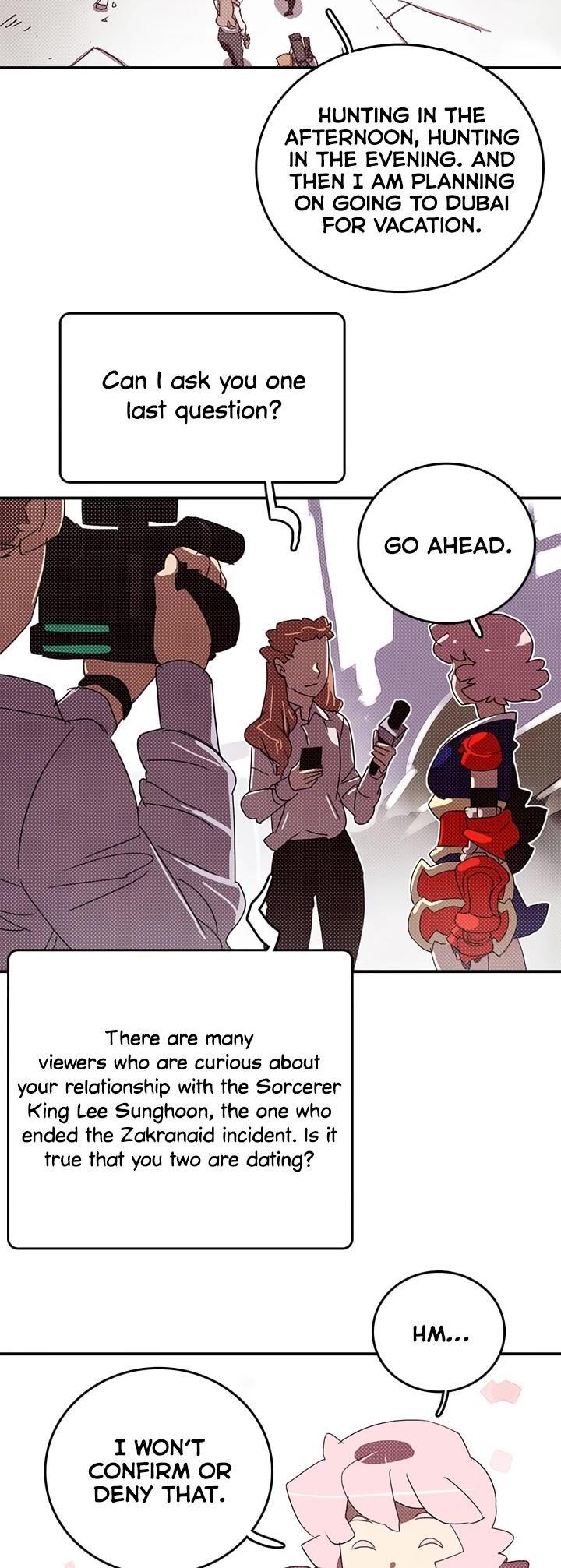 I Am The Sorcerer King Chapter 143 page 39 - Mangakakalot