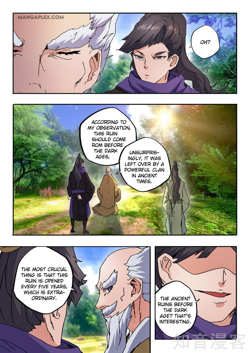 Martial Master Chapter 468: Let Go! page 2 - Mangakakalots.com