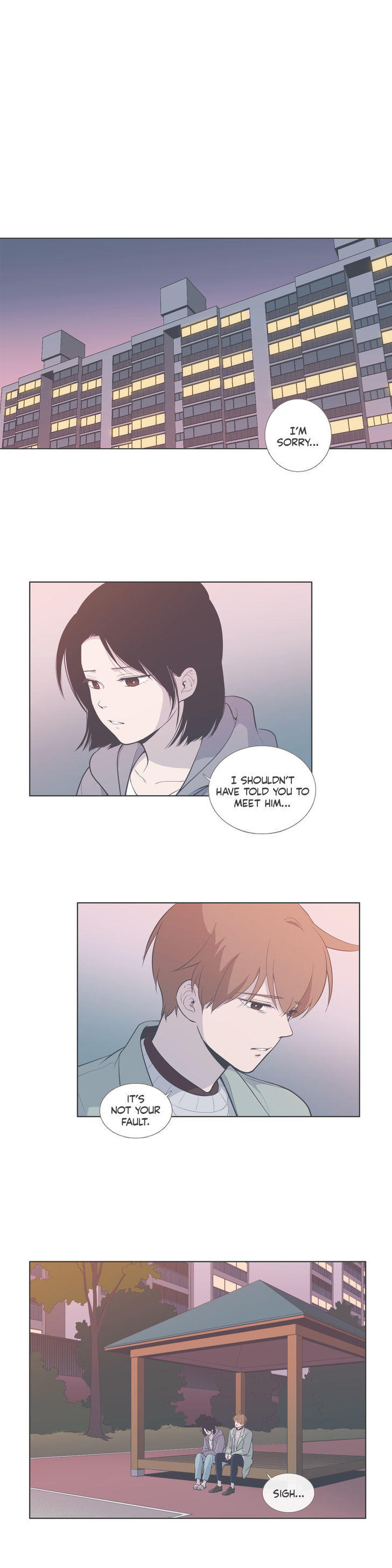 Our Relationship Is... Chapter 68 page 1