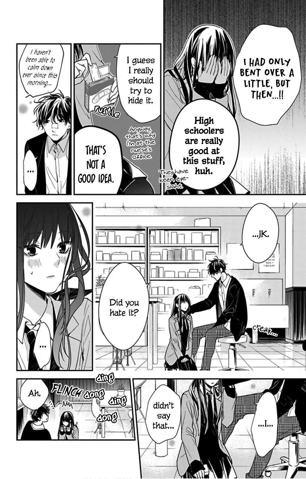 Tsuiraku Jk To Haijin Kyoushi Chapter 37 page 10 - Mangakakalots.com