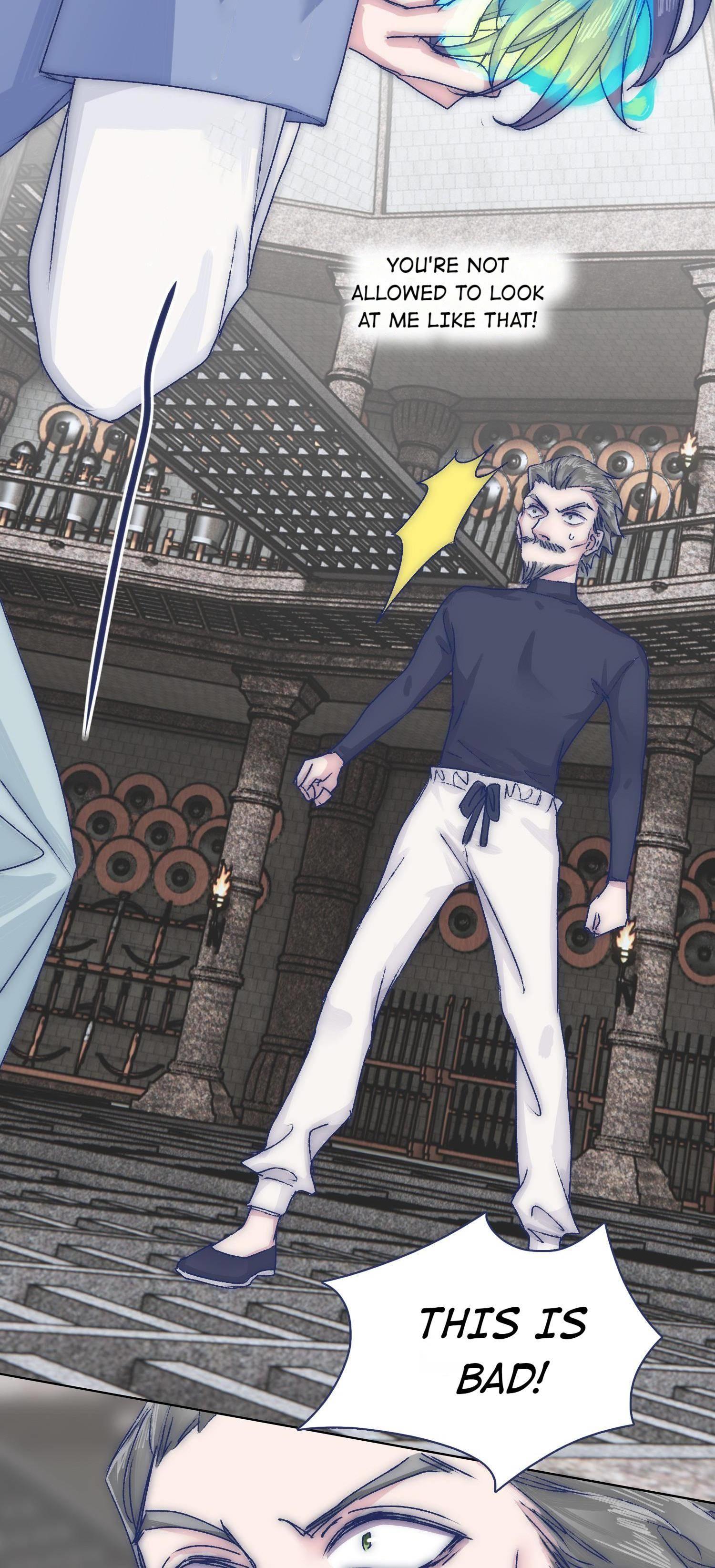 I Offer My Neck To You Chapter 71 page 36 - Mangakakalot