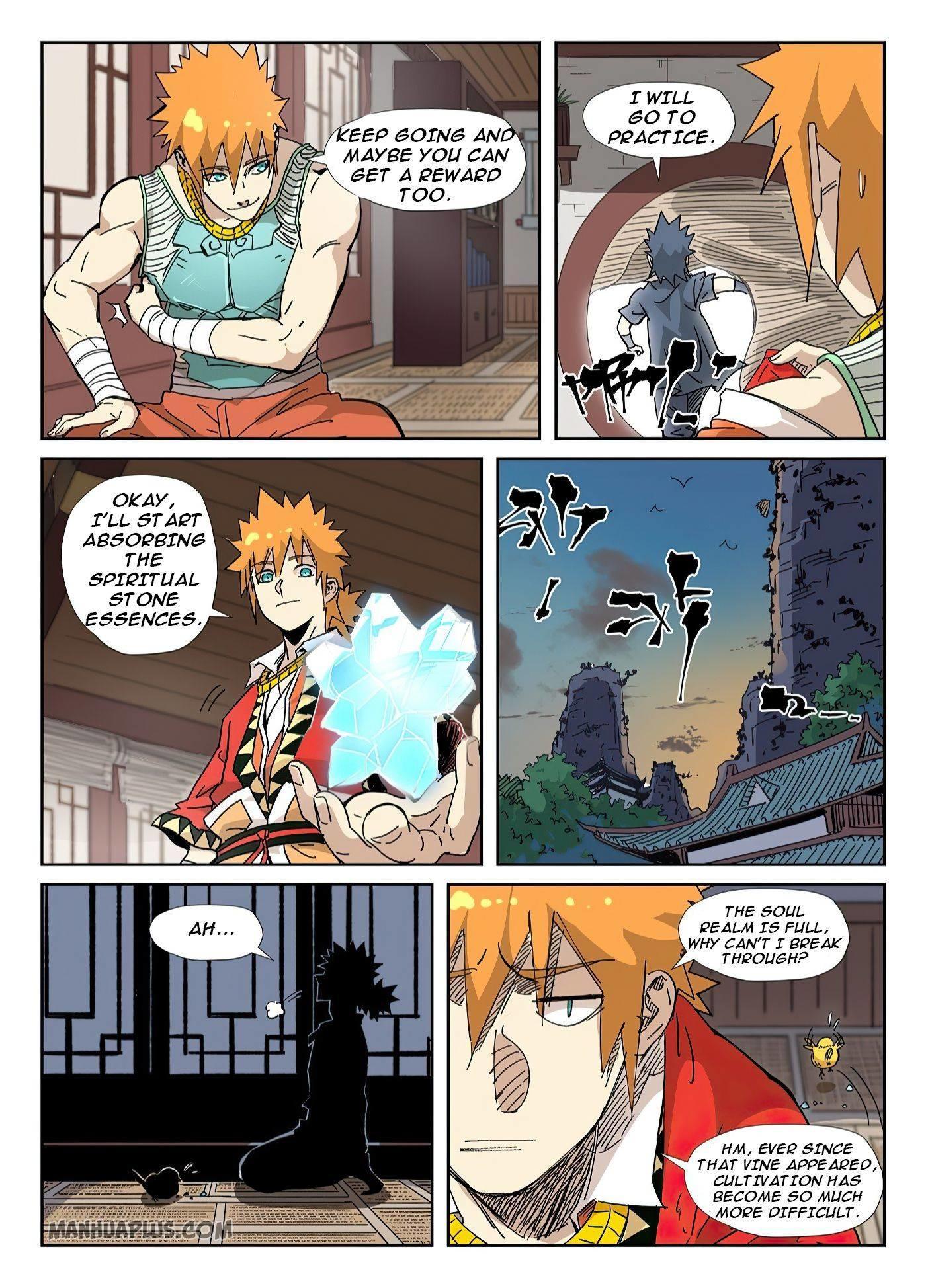 Tales Of Demons And Gods Chapter 331.5 page 7 - Mangakakalots.com