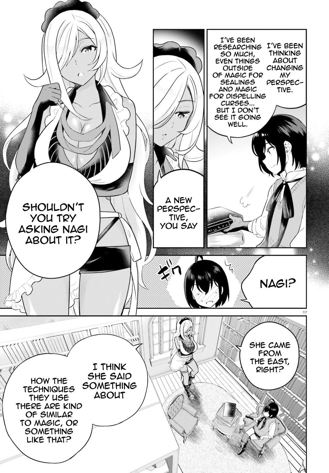 Shindou Yuusha To Maid Onee-San Chapter 14 page 17 - Mangakakalots.com