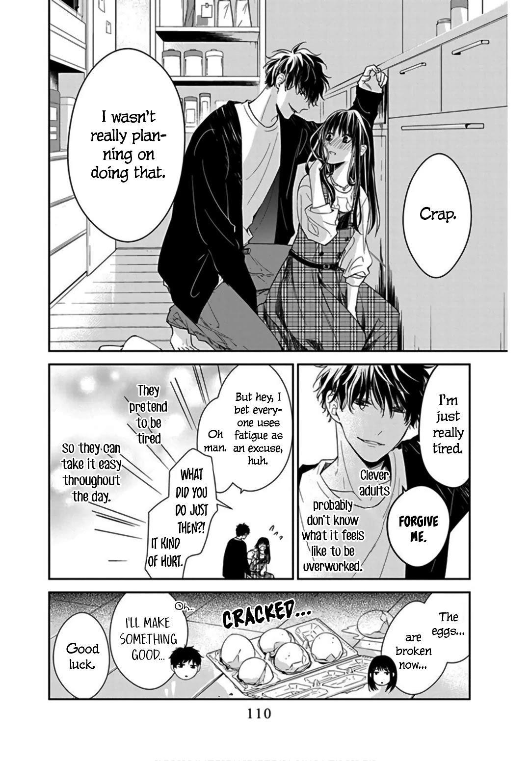 Tsuiraku Jk To Haijin Kyoushi Chapter 36 page 28 - Mangakakalots.com