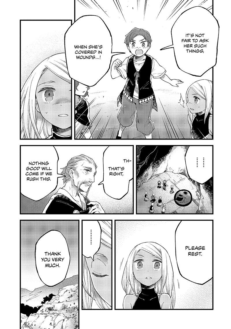 Alpi - The Soul Sender Vol.3 Chapter 12: The Soaring Rocks, Part 1 page 18 - Mangakakalots.com
