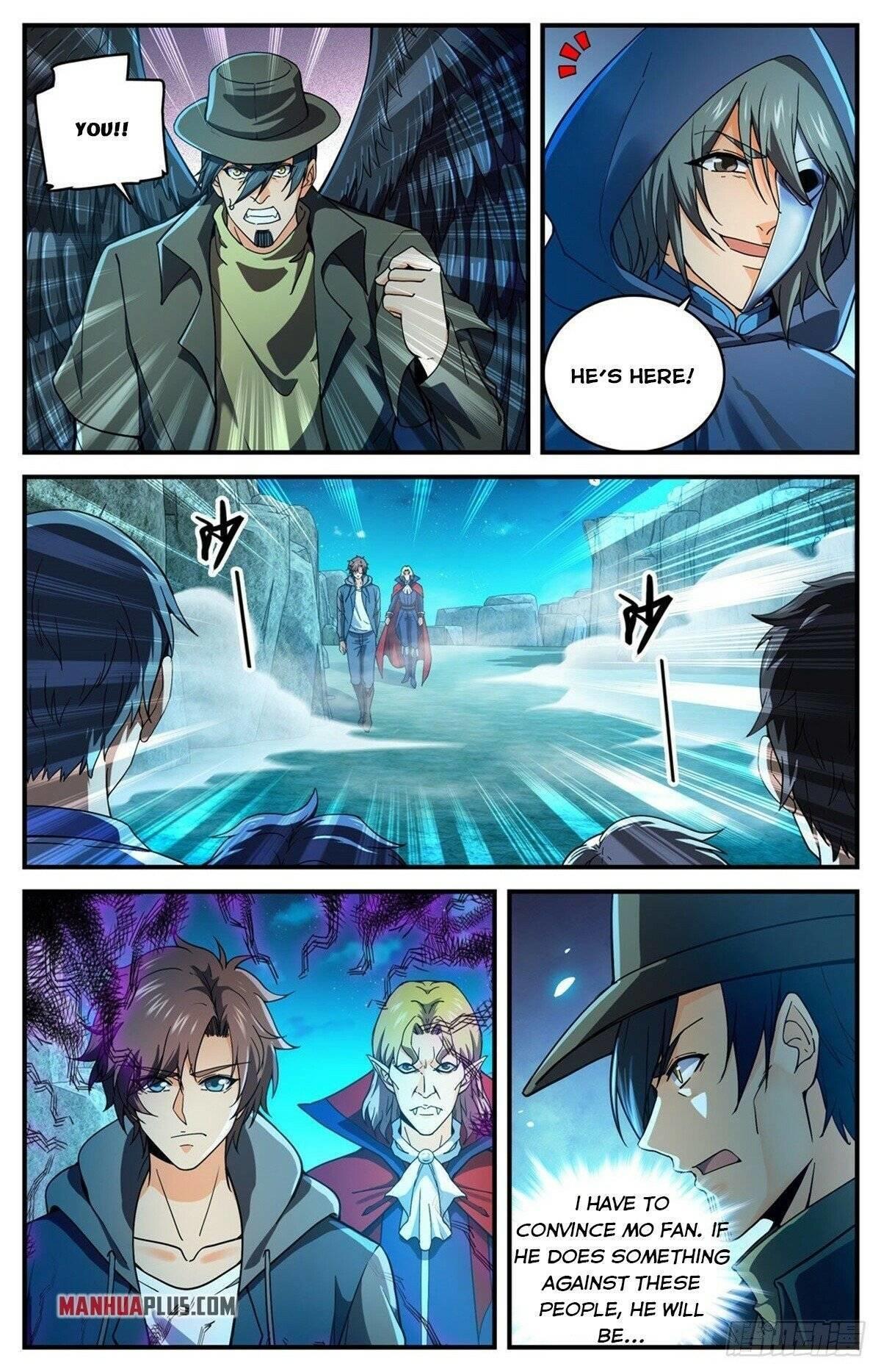 Versatile Mage Chapter 766 page 6 - Mangakakalots.com