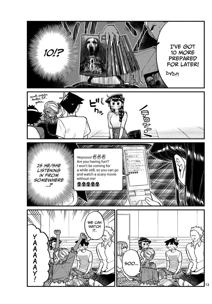 Komi-San Wa Komyushou Desu Vol.13 Chapter 179: Tremble! The Katai Clan! page 13 - Mangakakalot