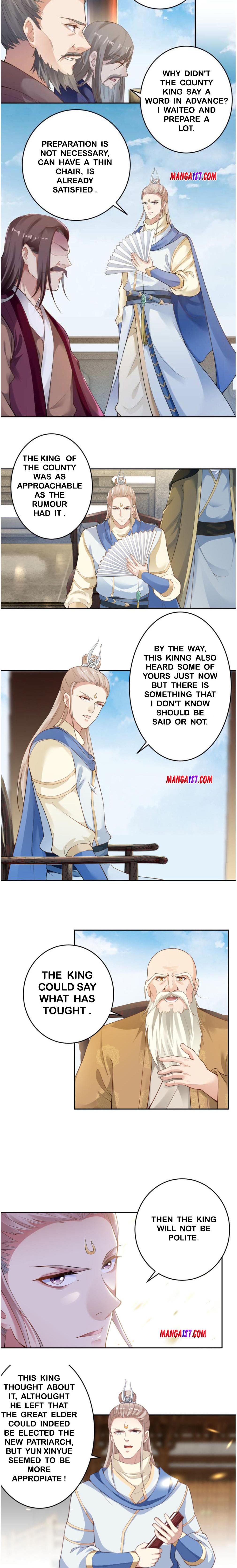 Against The Gods Chapter 340 page 5 - Mangakakalots.com