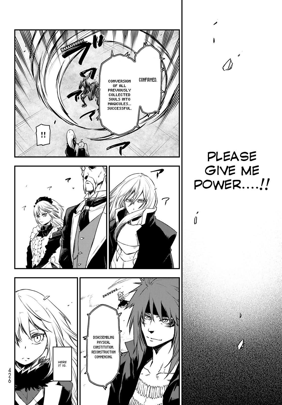 Tensei Shitara Slime Datta Ken Chapter 84 page 40 - Mangakakalots.com