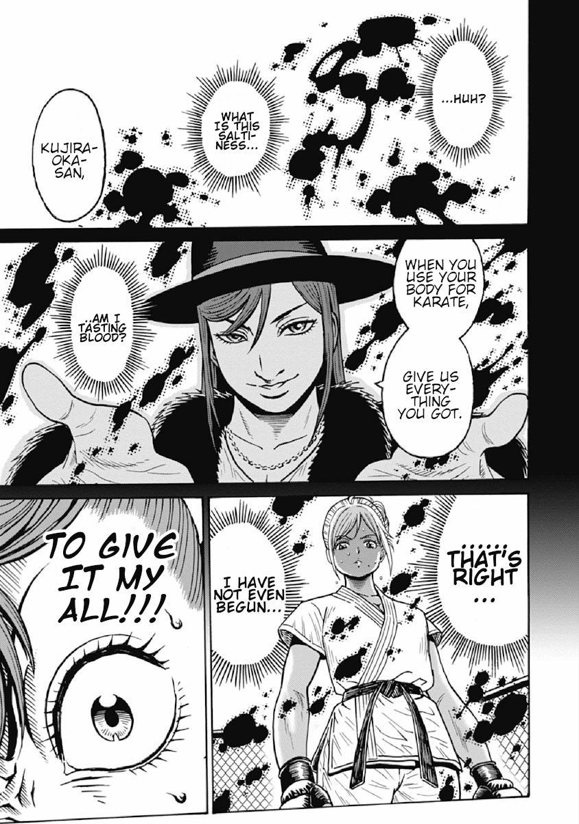 Hagure Idol Jigokuhen Vol.11 Chapter 75: Passionate Days page 23 - Mangakakalots.com