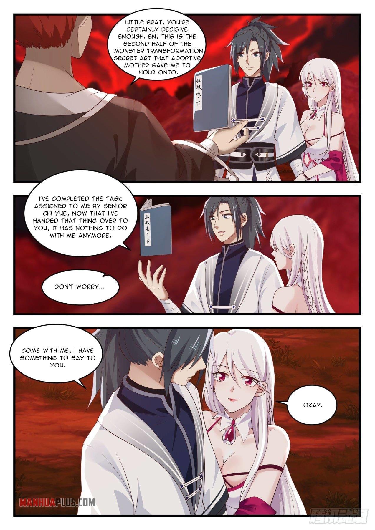 Martial Peak Chapter 1391 page 4 - Mangakakalots.com