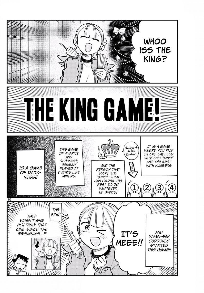 Komi-San Wa Komyushou Desu Vol.7 Chapter 98: The King page 2 - Mangakakalot