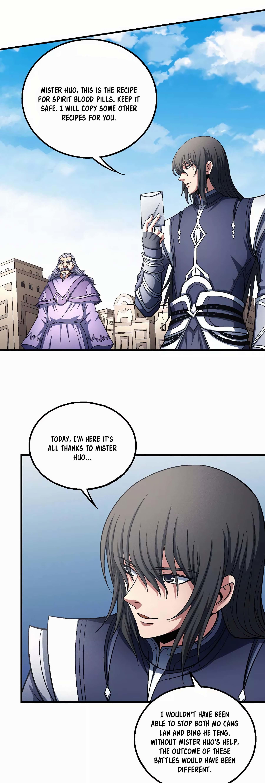 God Of Martial Arts Chapter 127.2: Mister Chi page 7 - Mangakakalots.com