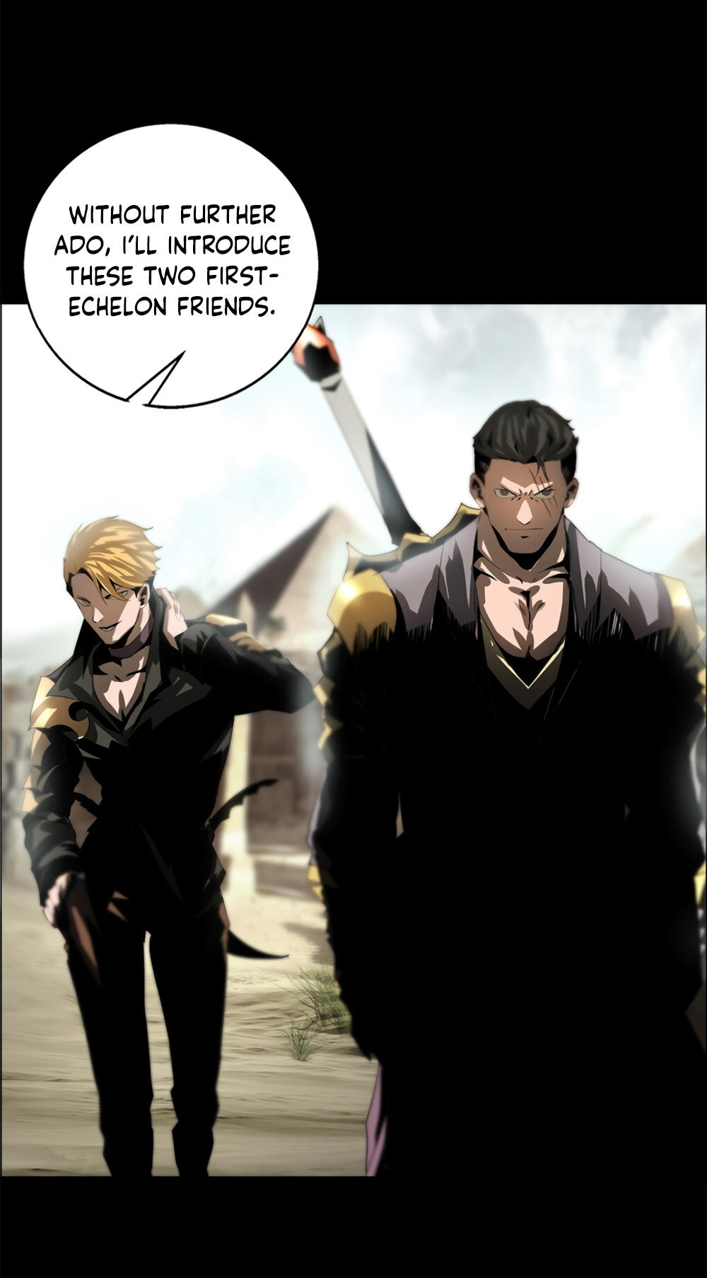 The Blade Of Evolution-Walking Alone In The Dungeon Chapter 37 page 28 - Mangakakalots.com