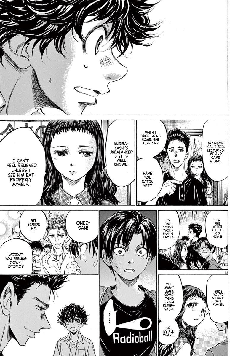Ao Ashi Chapter 122: At Hinomaru Eatery (1) page 14 - Mangakakalots.com