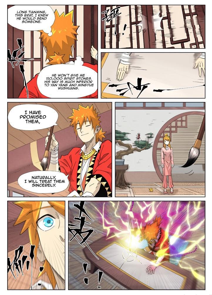 Tales Of Demons And Gods Chapter 344.5 page 10 - Mangakakalot